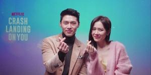 Q&A with Hyun Bin and Son Ye-Jin of Netflix K-Drama 'Crash Landing on You'