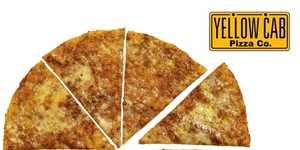 Score a Free Yellow Cab Cheese Pizza This Cheese Lover's Day!