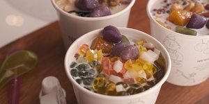 FIRST LOOK: Singapore's Popular Dessert Chain, Nine Fresh, Opening in Manila