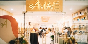Amavé by Going Straight Salon Opened First Concept at SM Megamall