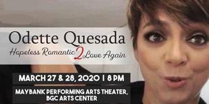 Odette Quesada - Hopeless Romantic 2 Love Again