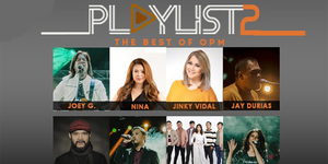 Playlist 2 The Best of OPM