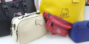 This Filipino Bag Brand Was Tapped By Sanrio for a Hello Kitty Collab