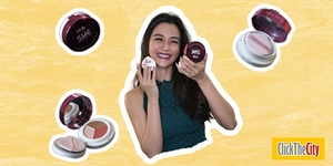 Kris Bernal Takes On The No Mirror Makeup Challenge Using SHE Cosmetics