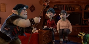 Disney and Pixar's 'Onward' Delights with Old School Charm