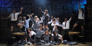 The Glorious Revolting Children of 'Matilda the Musical'