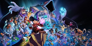Classic Disney Characters Brawl With Each Other in This New Mobile Game