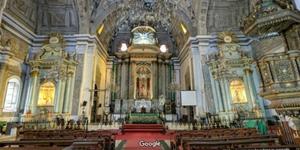 Virtual Visita Iglesia: 8 Local Churches in Google Street View