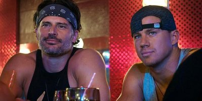 Magic Mike XXL Grinds Earlier with Sneaks July 6 & 7