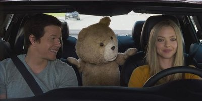 Amanda Seyfried, a Trippy Young Attorney in Ted 2