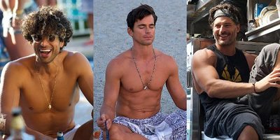 3 Questions for 3 Magic Mike XXL Hunks