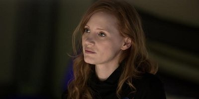 Jessica Chastain in Command in Ridley Scott's Immersive 3D Spectacle The Martian