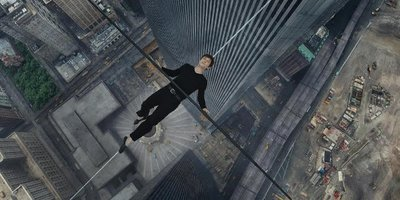 The Walk Reaches for the Clouds in IMAX 3D Theaters