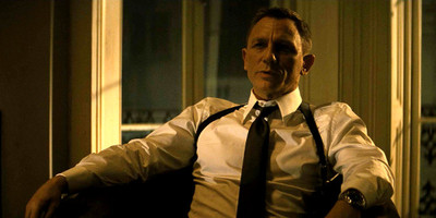 """SPECTRE"" Fires Off Final Trailer"