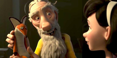 """Jeff Bridges,Rachel McAdams and Mackenzie Foy  right voices for """"The Little Prince"""""""