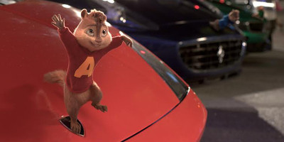 Music-Filled Cross-Country Odyssey in Alvin and the Chipmunks 4: The Road Chip