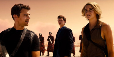 Allegiant - Part 1 Trailer and Character Poster Release