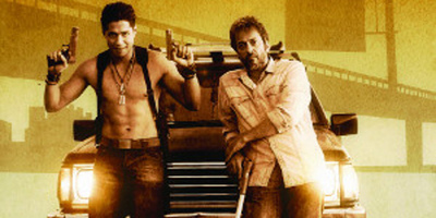 Aljur Abrenica and Alvin Anson stars in 'Expressway' by Ato Bautista