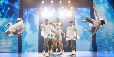 'Born to Dance' biggest hip-hop dance movie storms in Philippine cinemas