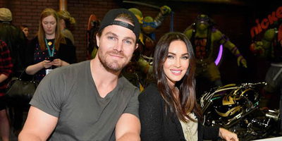 Ninja Turtles 2 Highlights Arrow's Stephen Amell in Casey Jones Clip