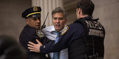 A Fan Hijacks George Clooney's TV Show in Money Monster