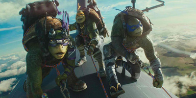 Fil-Am Stunt Experts Choreograph Fight Scenes in Ninja Turtles 2