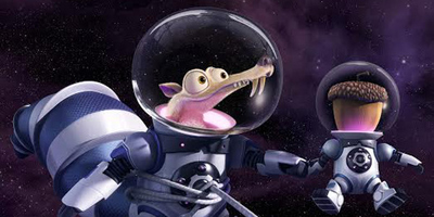 Scratastrophic Chilogy Continues in Ice Age: Collision Course