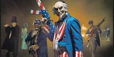 'The Purge: Election Year' Hauls $30.9-M Opening Gross in North America