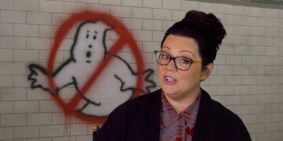 Melissa McCarthy Takes On the Paranormal in Ghostbusters
