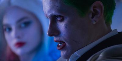 The Joker Loves Harley Quinn in Suicide Squad