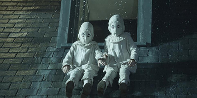 Stunning Action and Imagery in Tim Burton's 'Miss Peregrine's Home for Peculiar Children'