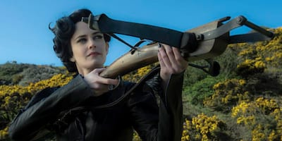 Eva Green: Protector in 'Miss Peregrine's Home for Peculiar Children'