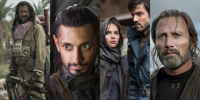 Meet the Unlikely Heroes of Rogue One: A Star Wars Story