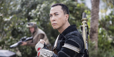 Donnie Yen is the Force in Rogue One: A Star Wars Story