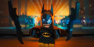 LEGO Batman Insists He's No Fan of Teamwork in New Q&A