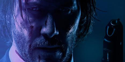 Keanu Reeves reloads Guns and Ammo in John Wick: Chapter2