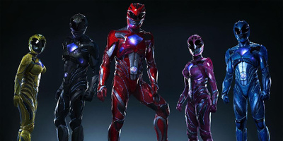 New Power Rangers Movie opens March 22 in Philippines Cinemas