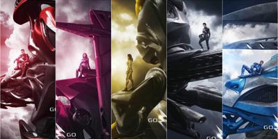 Ordinary Teens rise as Superheroes in Power Rangers Movie