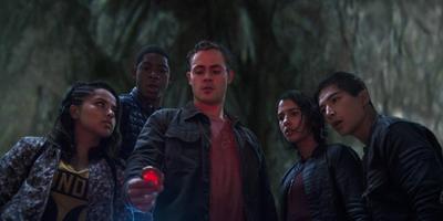 Strength of Selfless Teens Ignite in Power Rangers Movie