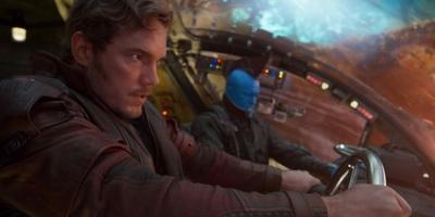 Chris Pratt Slays as Star-Lord in Guardians of the Galaxy Vol. 2