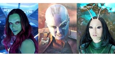 Empowered Ladies Rock the Galaxy in Guardians Sequel