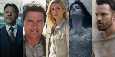 The Undead and Her Prey: Meet The Mummy Characters