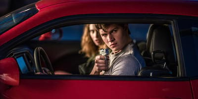 Baby Driver Sets Whole-Day Sneak Previews July 24 & 25