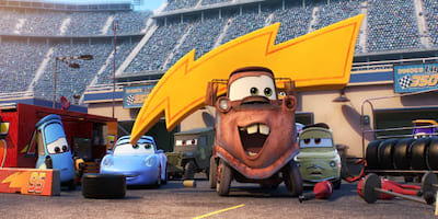 Cars 3 Speeds Away with P40.8-M, Week's No.1 Foreign Movie