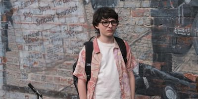 Things Get Stranger for Finn Wolfhard in Horror-Thriller IT