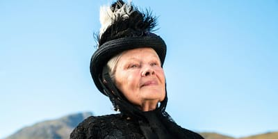 Judi Dench, Her Majesty the Queen Again in Victoria & Abdul