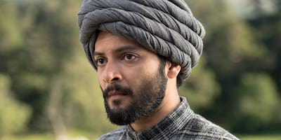 Indian Heartthrob Ali Fazal Captivates the Queen in Victoria & Abdul
