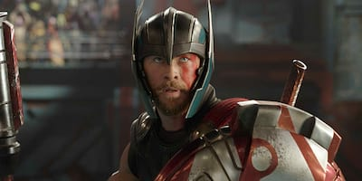 BREAKING NEWS! Marvel's Thor: Ragnarok Thunders with P38.56-M on Opening Day