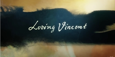 First Fully Painted Animated Film, Loving Vincent, Opens in Cinemas Today!