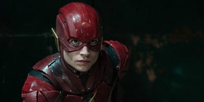 Ezra Miller Flashes Lightning-Speed Powers in Justice League
